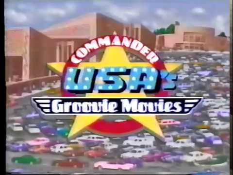 Commander USA - In Search of Dracula Documentary 1975