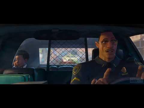 Miles sings Post Malone Scene - SPIDER-MAN: INTO THE SPIDER-VERSE (2018) Movie Clip