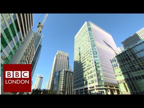 A new digital district in Docklands - BBC London