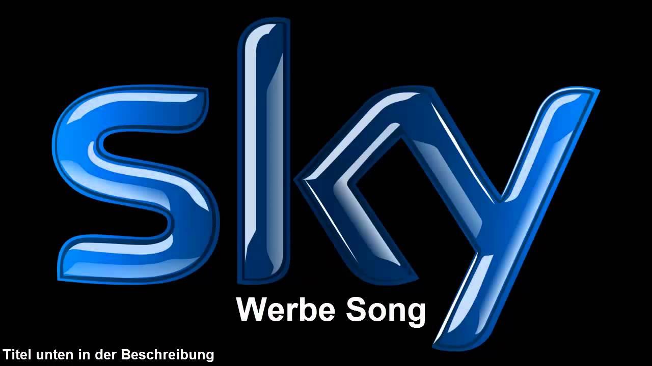 Werbung Sky