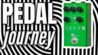 REVV G2 Overdrive Pedal :::dEMO::: G Series