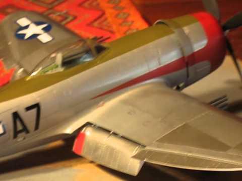 Nose Art P 47D