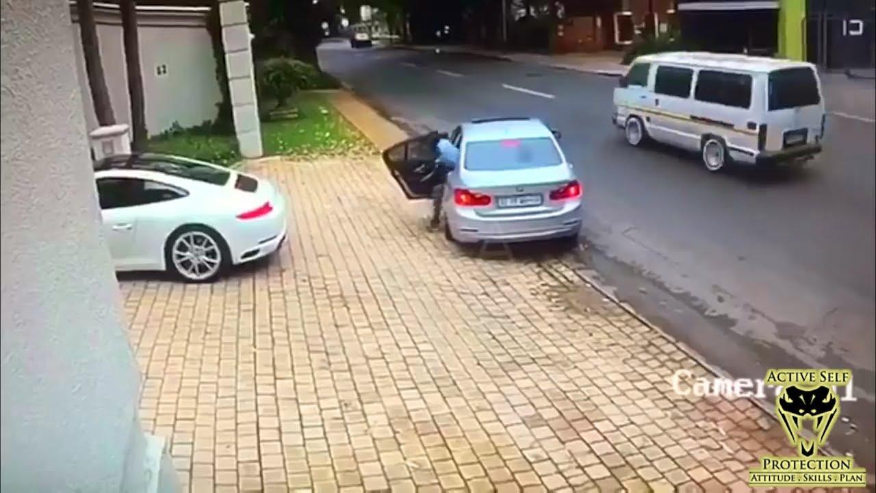Carjacking Victim Sacrifices His Porsche To Escape Active Self