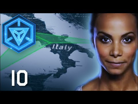 Africa, Europe linked by Cross-Continent Field | INGRESS REPORT - EP10