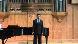 """Linden Lea"" (Vaughan Williams)- Alok Nadig"