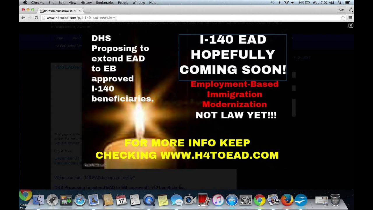 The I-140 EAD myth and confusion on revocation of I-140 after 180 days