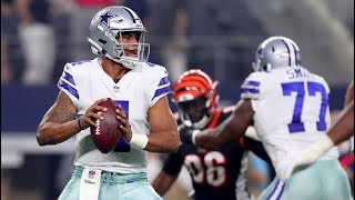 The Dallas Cowboys | Silver&Blue 2018 PreSeason Talk LIVE: #CINVSDAL Reaction ❗❗❗