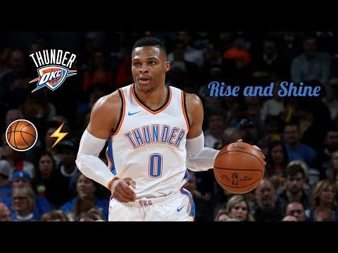 Russell Westbrook - Rise and Shine (J Cole) MVP Mix ‼️