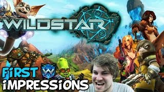 "Wildstar First Impressions ""Is It Worth Playing?"""