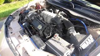 Ford Taurus with Bad Motor Mount