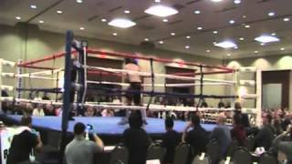 Ken H. WKA USA KickBoxing Debut
