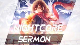【NIGHTCORE】SERMON - JAMES ARTHUR (FEAT. SHOTTY HORROH)
