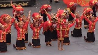 Tribu Subanen of Plaridel, Misamis Occidental (Sinulog 2014)