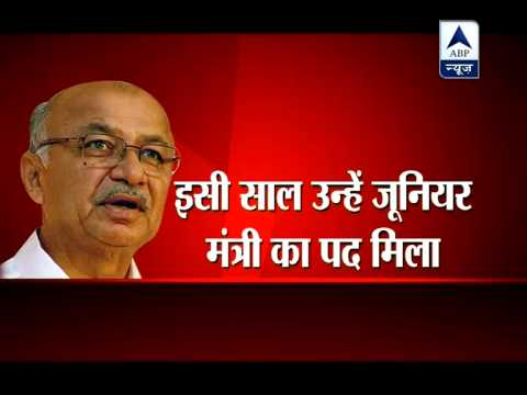 Sushil kumar Shinde: A rise from cop to Union home minister