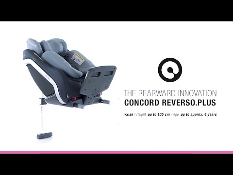 concord reverso plus i size car seat installation video. Black Bedroom Furniture Sets. Home Design Ideas