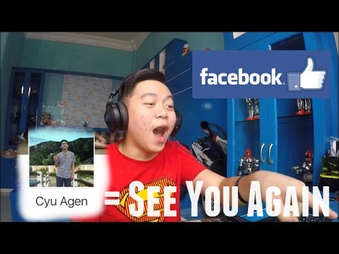 NAMA FACEBOOK ORANG DI UBAH KE LYRIC LAGU!! NGAKAK!!