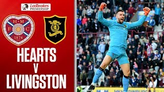 Hearts 0-0 Livingston | Kelly Heroics Stops Naismith Pen! | Ladbrokes