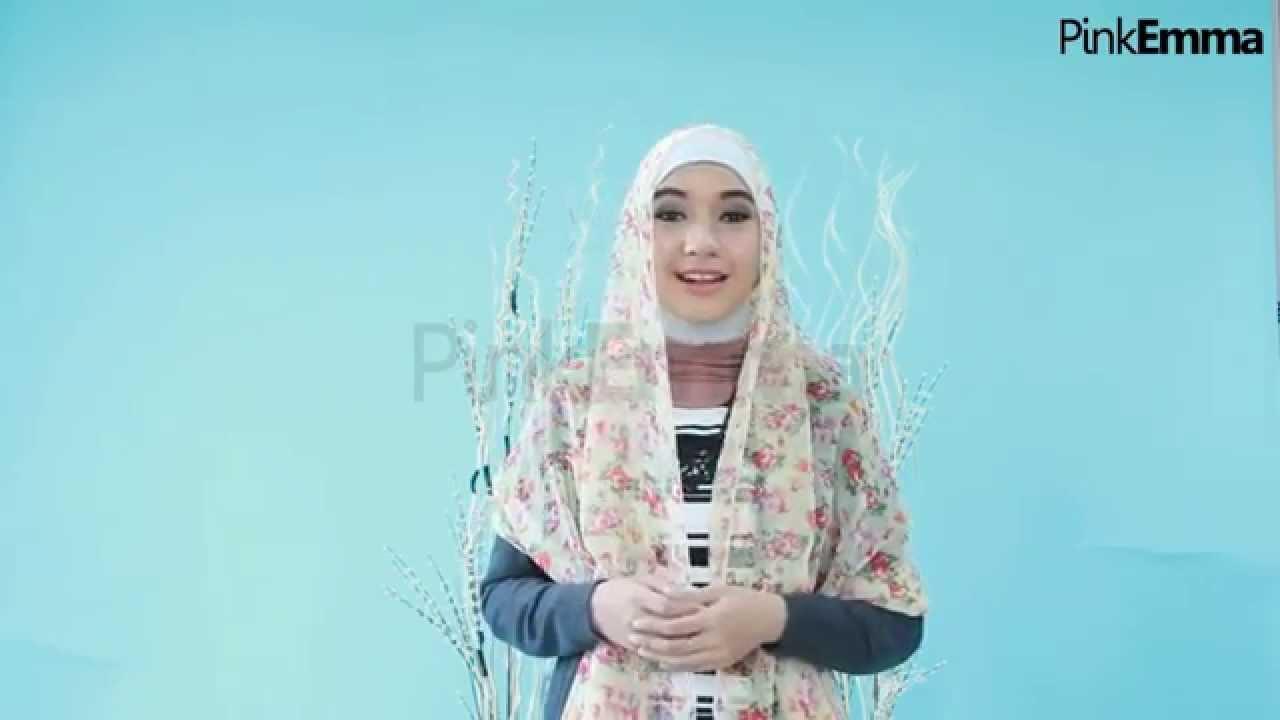 Tutorial Hijab Pashmina Praktis Dengan 1 Pentul YouTube