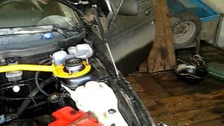 видео Проблемы с системой охлаждения ВАЗ 21124.?