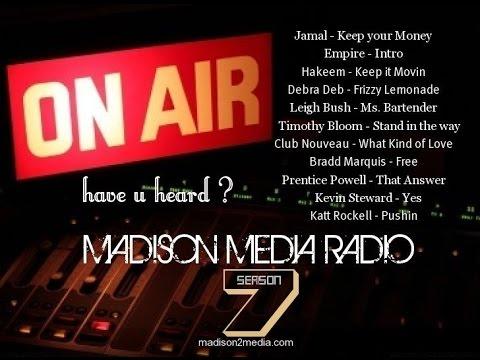 Pure R&B Music on Madison Media Radio