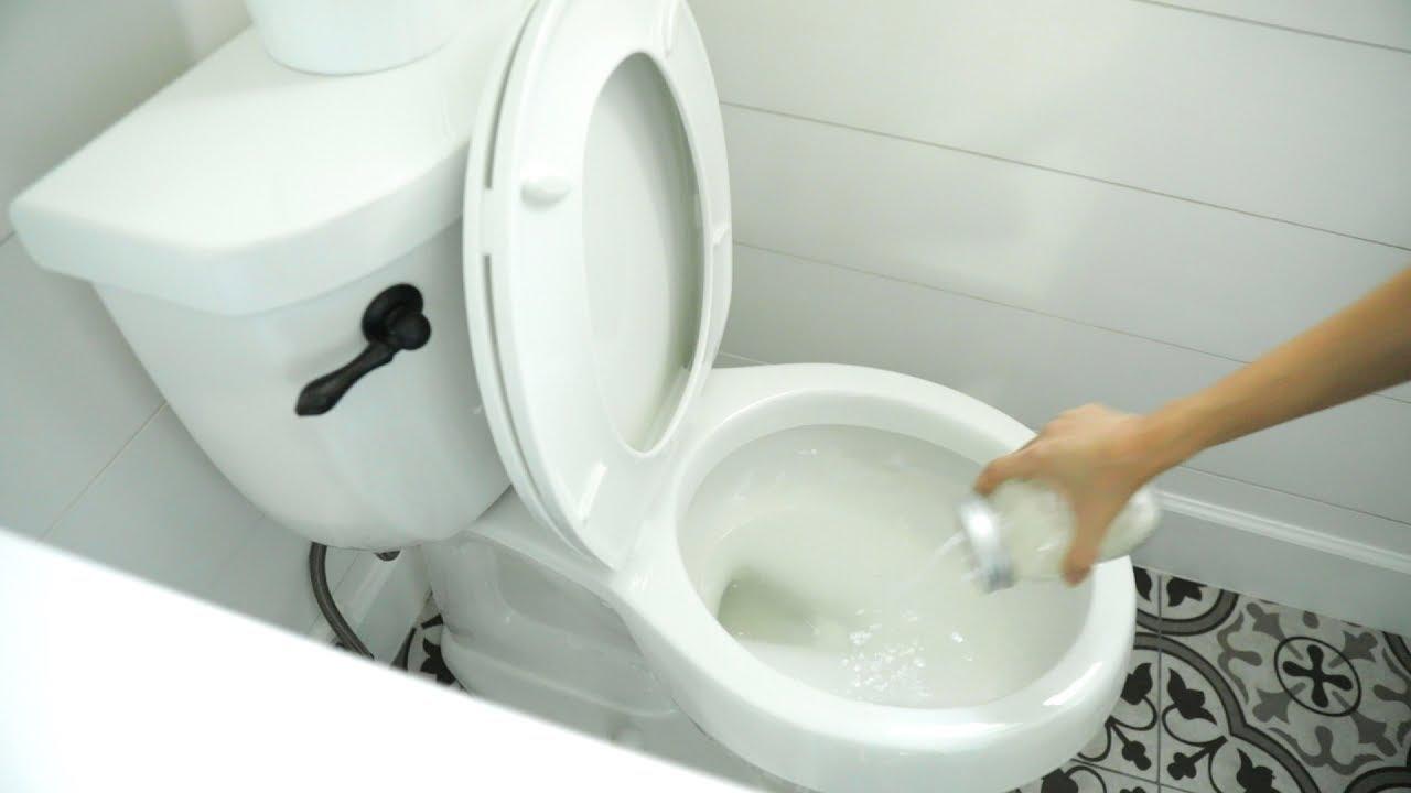 Powder Toilet Bowl Cleaner Youtube