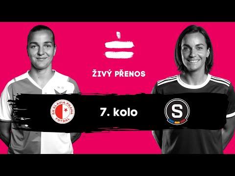 SK Slavia Praha - AC Sparta Praha   / 1.liga žen