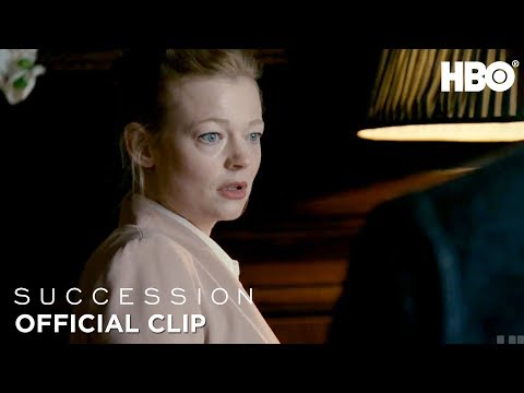 'Second Most Important' Ep. 9 Official Clip | Succession | HBO