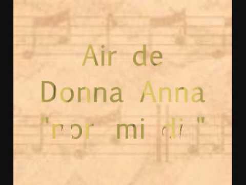 "Nathalie LABRY chante Donna Anna ""Non mi dir..."""