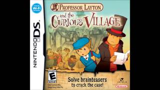 Repeat youtube video Full Professor Layton and the Curious Village OST