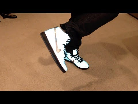 58cd8e733ee1 ... ireland on feet video nike dunk high premium sb 3m youtube 63d49 257bb