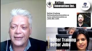 Welcome Nation Innovation - Nathan Vreyborg Interview | Shield Networks
