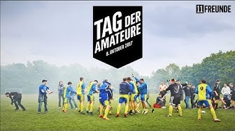 Amateur-Groundhopping in Hamburg (Tag der Amateure)