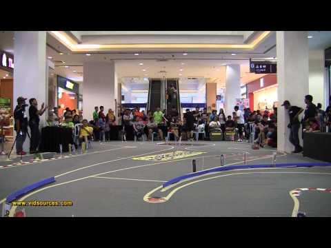 "【RC Car Drift】""Open CS Class"" 1st Qualifying @ Pre-Yokomo Malaysia Drift Meeting 2015"