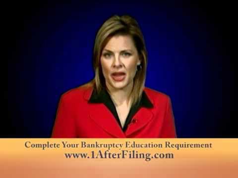 Bankruptcy Financial Management Class