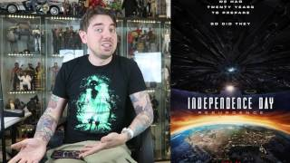 Independence Day Resurgence NON-SPOILER Movie Review
