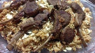 طريقة عمل الكبسه السعودى How To Make Kabsa Saudi