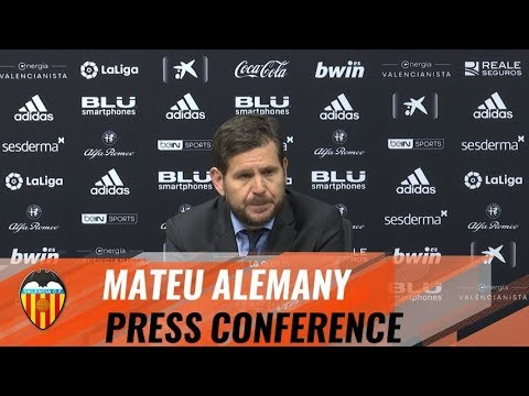 ALEMANY: VALENCIA CF CLOSE TO SIGNING DEAL WITH ADU MEDITERRÁNEO FOR SALE OF CURRENT MESTALLA LAND""