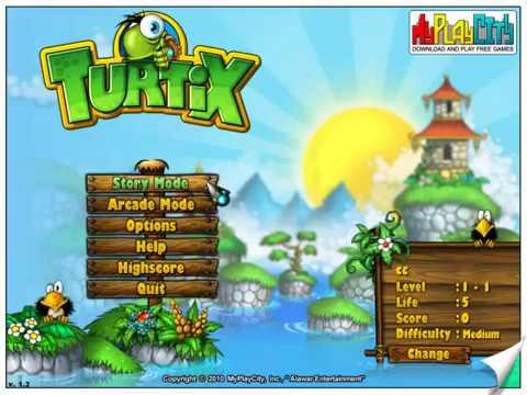 Turtix (Full Game)