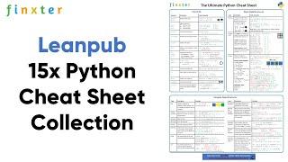 Finxter Python Cheat Sheet