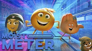 Moist Meter: The Emoji Movie