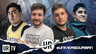 UNIVERSO UR | capitulo 1 | URBAN ROOSTERS