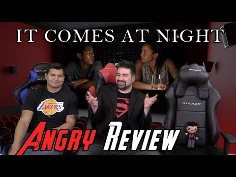 It Comes At Night Angry Movie Review