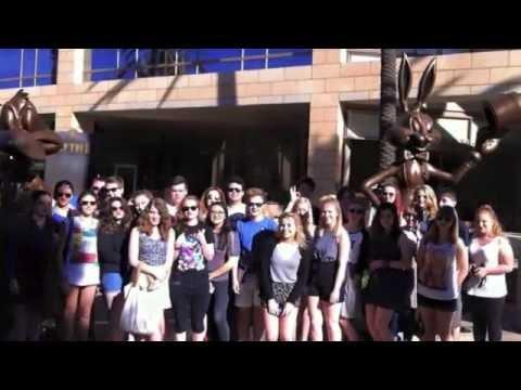 Hollywood trip 2015