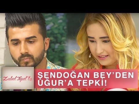 Zuhal Topal'la 190. Bölüm (HD) | Uğur'un Talibine Cevabına Şendoğan Bey'den Tepki!