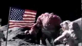 Moon Landing HOAX! ALL FAKE! We NEVER Went To The Moon!!!