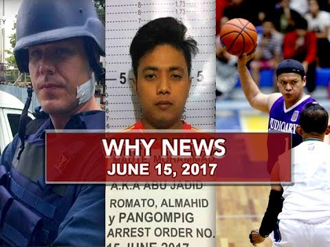 UNTV: Why News (June 15, 2017)