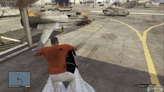 GTA 5 - God Mode Cheat Code