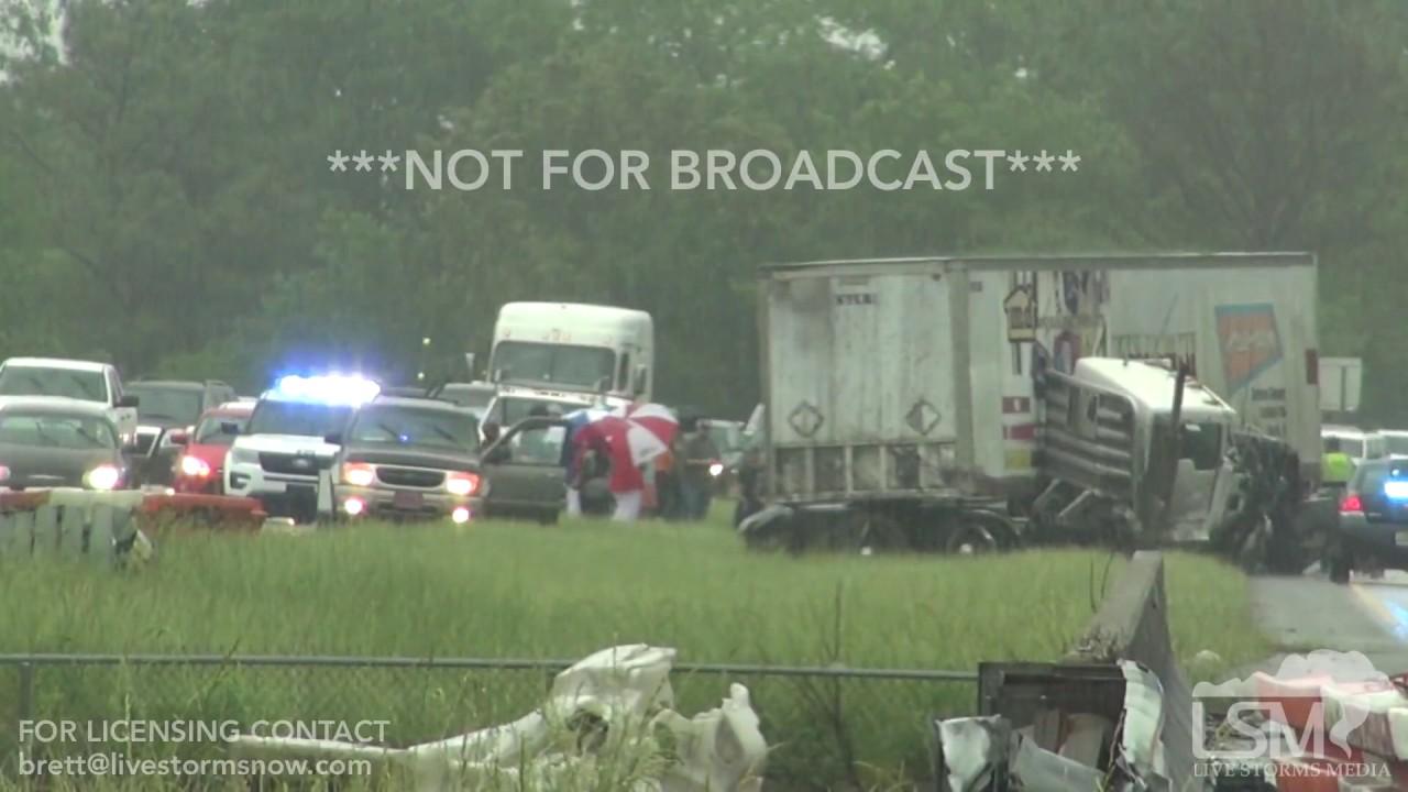 4-30-17 Birmingham, Alabama Severe Storms -- Fatal Crash