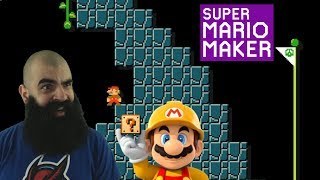 Nightmare Run | Super Expert No Skip Challenge | Mario Maker [#45]