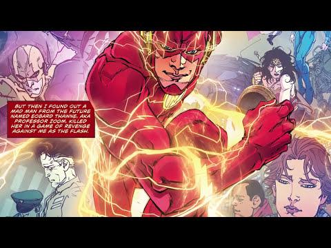 Godspeed! (The Flash Rebirth Vol 1: Lightning Strikes Twice)